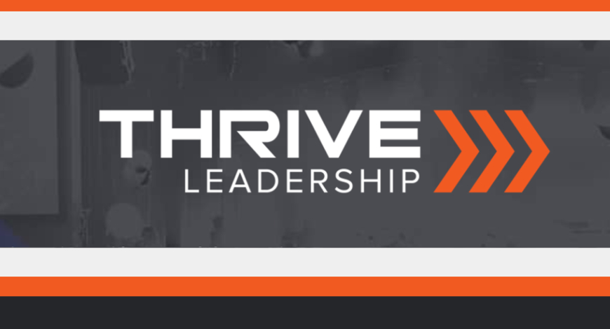 Thrive Leadership Conference
