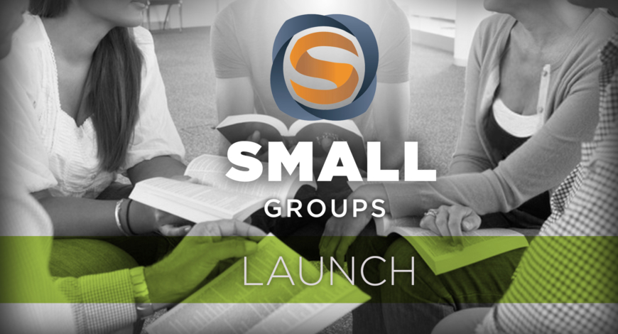Spring Semester Small Groups Launch