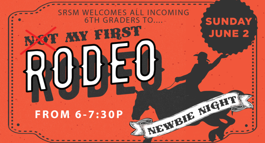 "SRSM ""Newbie Night""!"